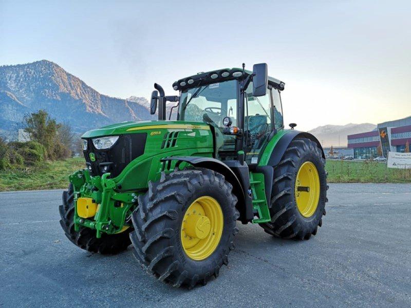 Traktor a típus John Deere 6155R, Neumaschine ekkor: Landquart (Kép 1)