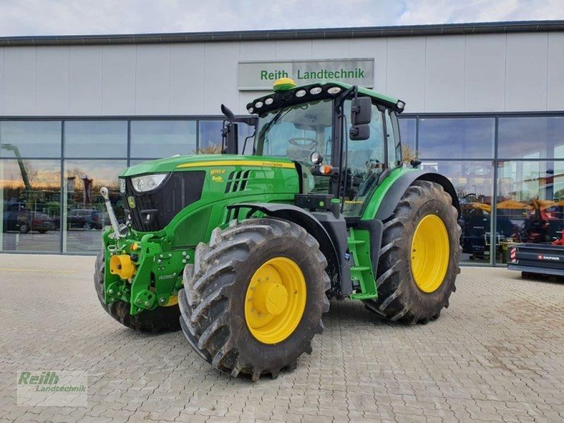 Traktor a típus John Deere 6155R, Gebrauchtmaschine ekkor: Langweid am Lech  (Kép 1)