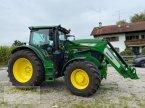 Traktor типа John Deere 6155R в Söchtenau