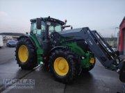 Traktor типа John Deere 6155R, Gebrauchtmaschine в Schirradorf