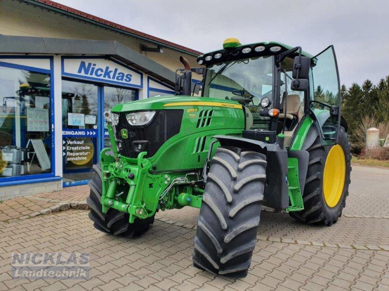 Traktor des Typs John Deere 6155R, Gebrauchtmaschine in Schirradorf (Bild 1)