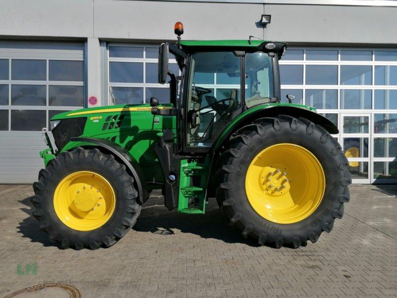 Traktor typu John Deere 6155R, Gebrauchtmaschine w Eggenfelden (Zdjęcie 1)