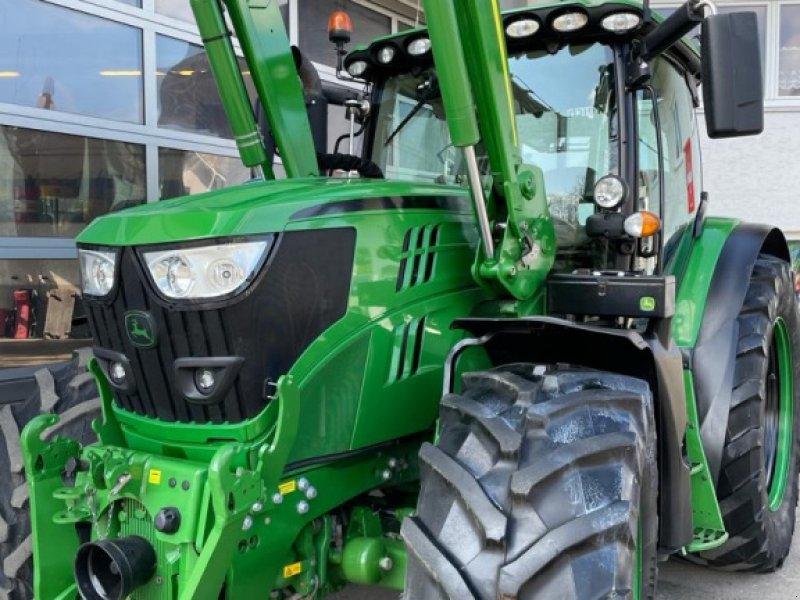 Traktor типа John Deere 6155R, Gebrauchtmaschine в Günzach (Фотография 1)