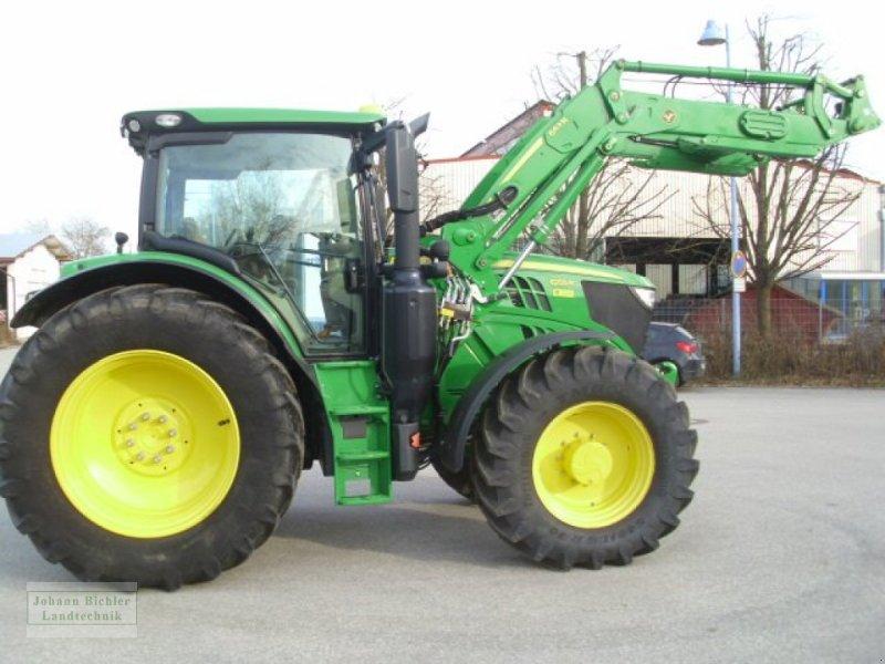 Traktor des Typs John Deere 6155R, Gebrauchtmaschine in Unterneukirchen (Bild 2)