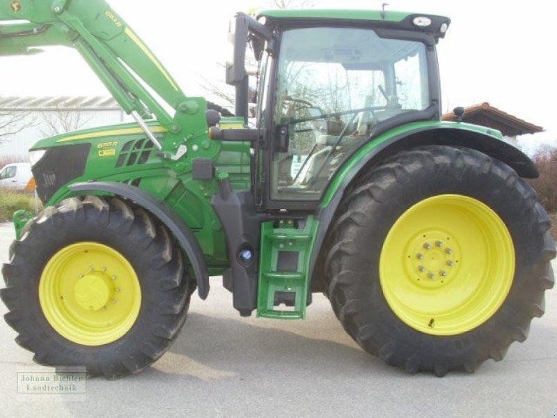 Traktor des Typs John Deere 6155R, Gebrauchtmaschine in Unterneukirchen (Bild 4)