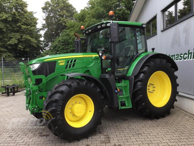 Traktor des Typs John Deere 6155R, Neumaschine in Neuenkirchen-Vörden (Bild 1)