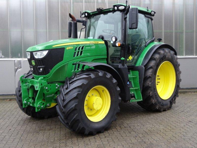 Traktor a típus John Deere 6155R, Gebrauchtmaschine ekkor: Sittensen (Kép 1)