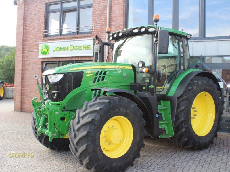 Traktor des Typs John Deere 6155R, Gebrauchtmaschine in Ahaus (Bild 1)