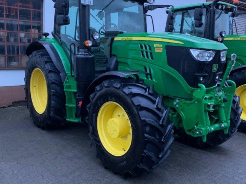 Traktor a típus John Deere 6155R, Gebrauchtmaschine ekkor: Bad Sobernheim (Kép 1)
