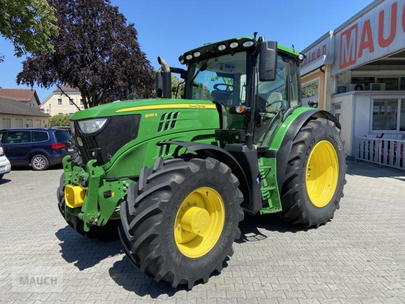 Traktor типа John Deere 6155R, Gebrauchtmaschine в Burgkirchen (Фотография 8)