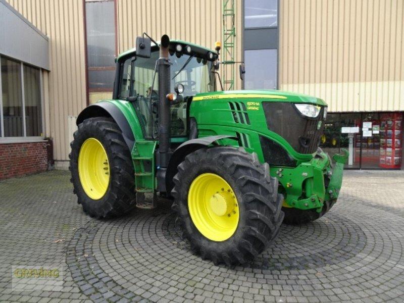 Traktor des Typs John Deere 6170 M, Gebrauchtmaschine in Greven (Bild 1)