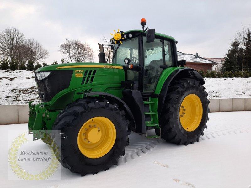 Traktor des Typs John Deere 6170 M, Gebrauchtmaschine in Bad Münder (Bild 1)