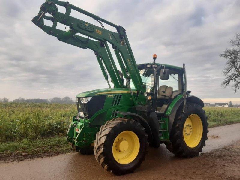 Traktor des Typs John Deere 6170 R, Gebrauchtmaschine in Achern (Bild 1)