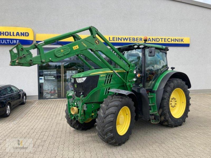 Traktor des Typs John Deere 6170 R, Gebrauchtmaschine in Neuhof - Dorfborn (Bild 1)