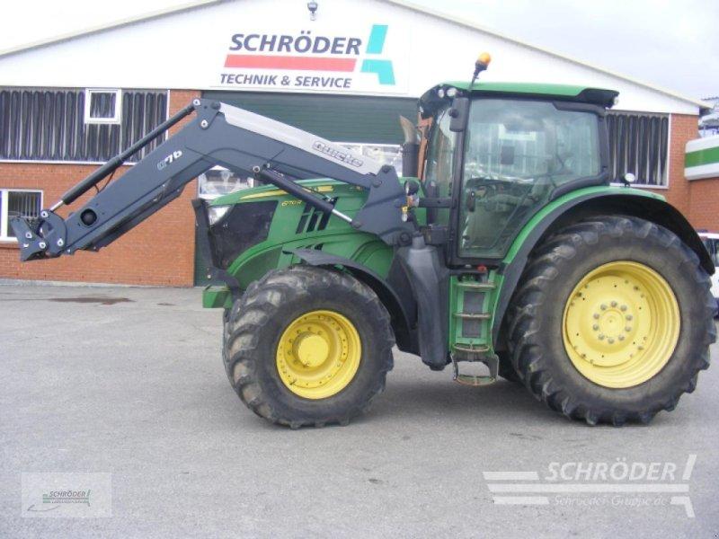 Traktor des Typs John Deere 6170 R, Gebrauchtmaschine in Penzlin (Bild 1)
