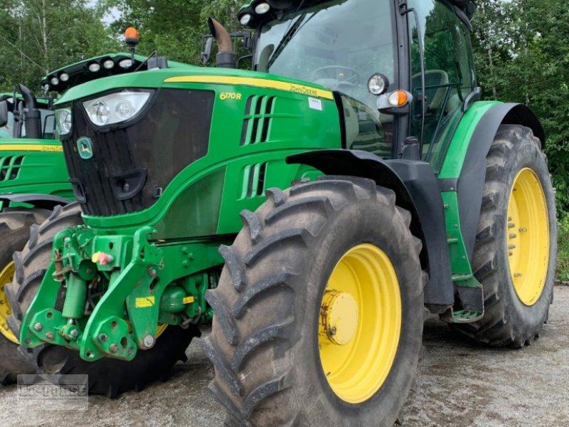 Traktor типа John Deere 6170 R, Gebrauchtmaschine в Bramsche (Фотография 1)