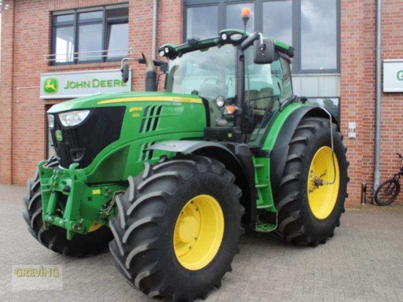 Traktor typu John Deere 6170 R, Gebrauchtmaschine w Ahaus (Zdjęcie 1)