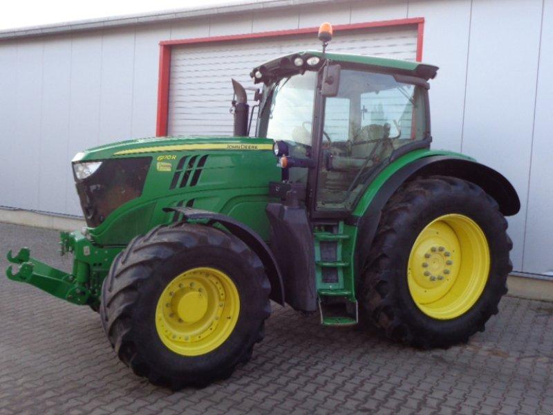 Traktor des Typs John Deere 6170 R, Gebrauchtmaschine in Dannstadt-Schauernheim (Bild 1)