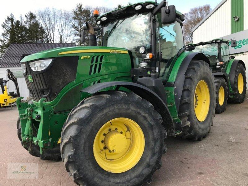 Traktor типа John Deere 6170 R, Gebrauchtmaschine в Albersdorf (Фотография 1)