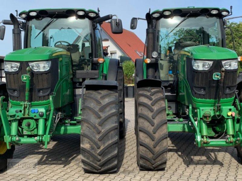 Traktor des Typs John Deere 6170R  +  6210R  Allrad Traktoren im Paket, Gebrauchtmaschine in Bramsche (Bild 1)