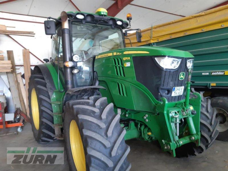 Traktor a típus John Deere 6170R, Neumaschine ekkor: Rot am See (Kép 1)