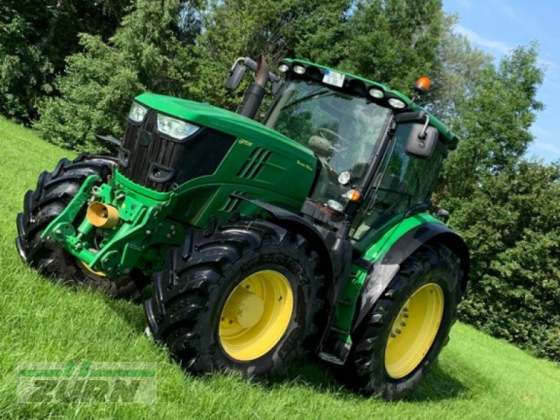 Traktor типа John Deere 6170R, Gebrauchtmaschine в Merklingen (Фотография 1)