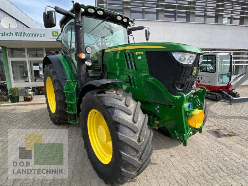 Traktor des Typs John Deere 6170R, Gebrauchtmaschine in Regensburg (Bild 1)