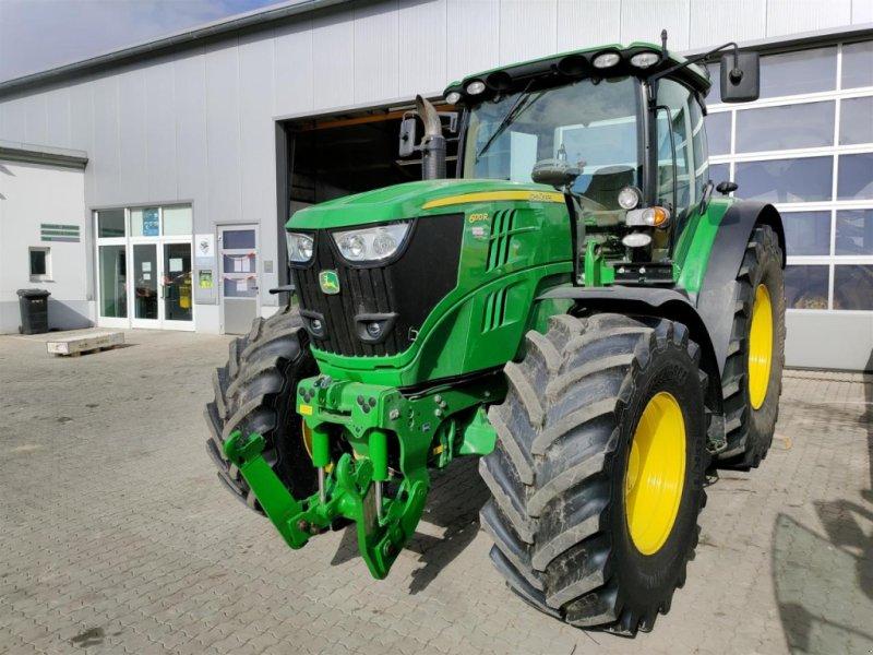 Traktor des Typs John Deere 6170R, Gebrauchtmaschine in Schopfloch (Bild 1)