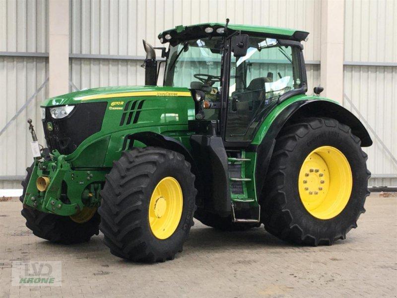 Traktor типа John Deere 6170R, Gebrauchtmaschine в Spelle (Фотография 1)