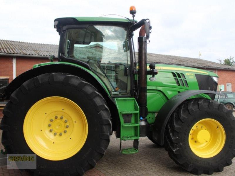 Traktor typu John Deere 6170R, Gebrauchtmaschine v Ahaus (Obrázok 6)