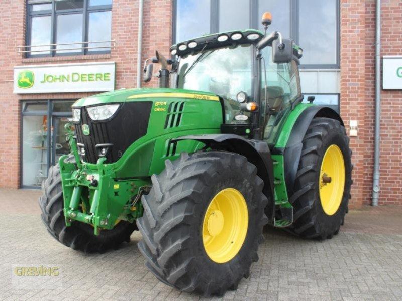 Traktor a típus John Deere 6170R, Gebrauchtmaschine ekkor: Ahaus (Kép 1)