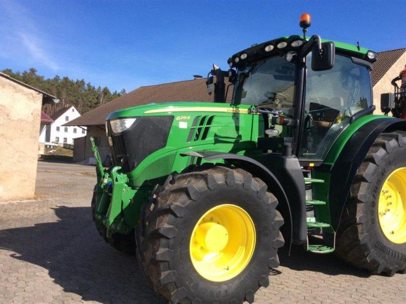 Traktor des Typs John Deere 6170R, Gebrauchtmaschine in Windsbach (Bild 1)