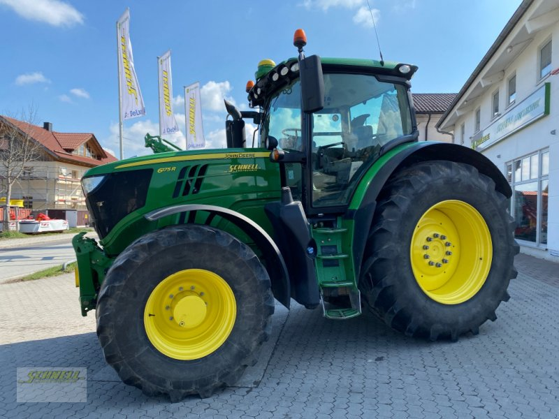Traktor типа John Deere 6175 R Ultimate StarFire 3000, Gebrauchtmaschine в Söchtenau (Фотография 1)