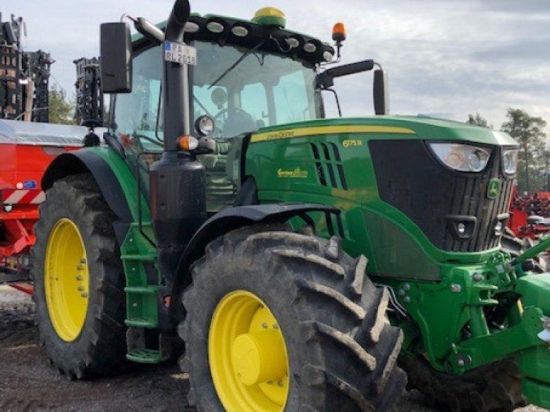 Traktor des Typs John Deere 6175 R, Gebrauchtmaschine in Achern (Bild 1)
