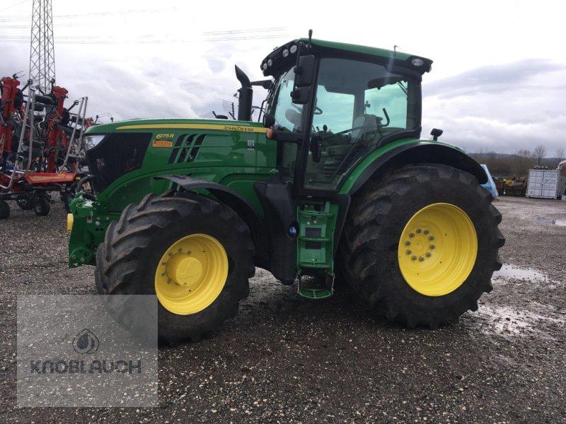 Traktor des Typs John Deere 6175 R, Gebrauchtmaschine in Stockach (Bild 1)