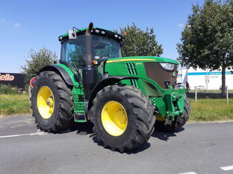 Traktor des Typs John Deere 6175 R, Gebrauchtmaschine in NOYANT (Bild 1)