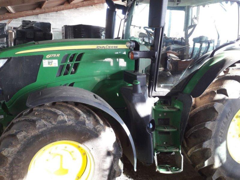 Traktor des Typs John Deere 6175 R, Gebrauchtmaschine in Realmont (Bild 1)