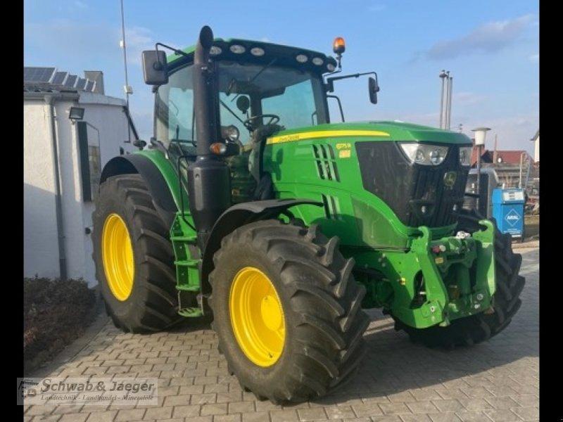 Traktor des Typs John Deere 6175 R, Gebrauchtmaschine in Fünfstetten (Bild 1)