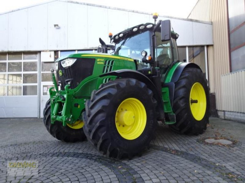 Traktor des Typs John Deere 6175 R, Gebrauchtmaschine in Greven (Bild 1)