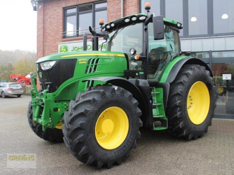 Traktor des Typs John Deere 6175 R, Gebrauchtmaschine in Ahaus (Bild 1)