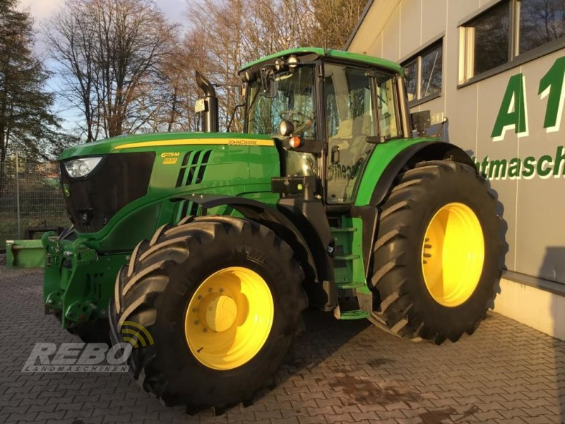 Traktor des Typs John Deere 6175M, Gebrauchtmaschine in Schwaförden (Bild 1)
