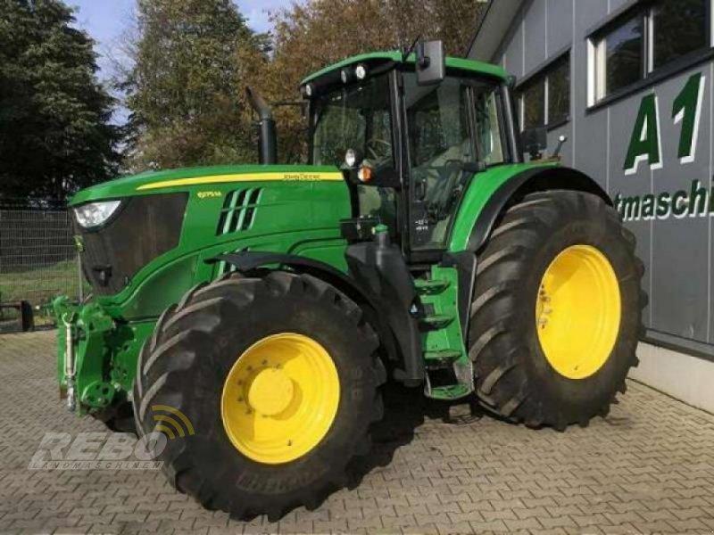 Traktor des Typs John Deere 6175M, Gebrauchtmaschine in Aurich (Bild 1)