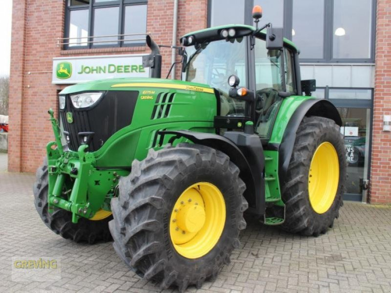 Traktor tipa John Deere 6175M, Gebrauchtmaschine u Ahaus (Slika 1)