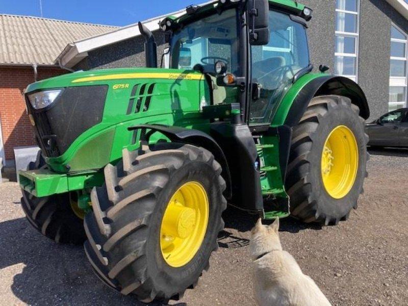 Traktor des Typs John Deere 6175R AUTOPOWER, AOTOTRAC READY, TLS, CS LUFTANLÆG, Gebrauchtmaschine in Dronninglund (Bild 1)