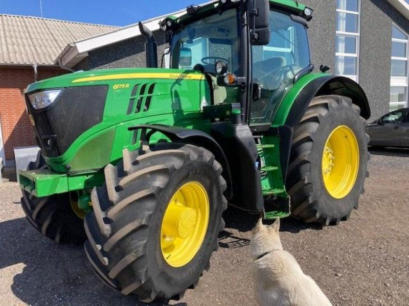 Traktor tipa John Deere 6175R AUTOPOWER, AOTOTRAC READY, TLS, CS LUFTANLÆG, Gebrauchtmaschine u Dronninglund (Slika 1)