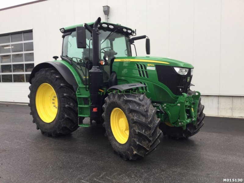 Traktor des Typs John Deere 6175R Premium Edition, Gebrauchtmaschine in Rietberg (Bild 1)