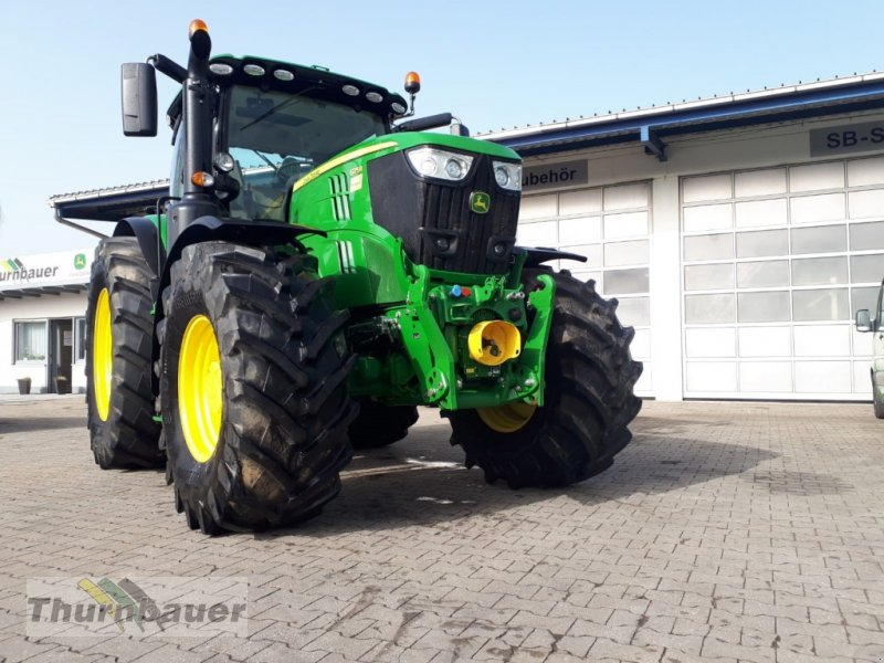 Traktor des Typs John Deere 6175R Ultimate Edition, Gebrauchtmaschine in Bodenmais (Bild 1)