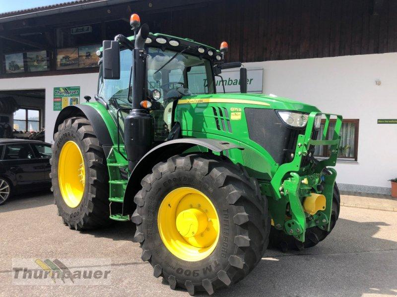 Traktor a típus John Deere 6175R Ultimate Edition, Gebrauchtmaschine ekkor: Bodenmais (Kép 1)