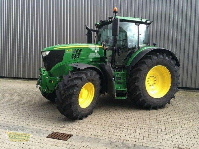 Traktor типа John Deere 6175R Ultimate MJ2018 1800 Stunde, Gebrauchtmaschine в Neuenkirchen-Vinte (Фотография 1)