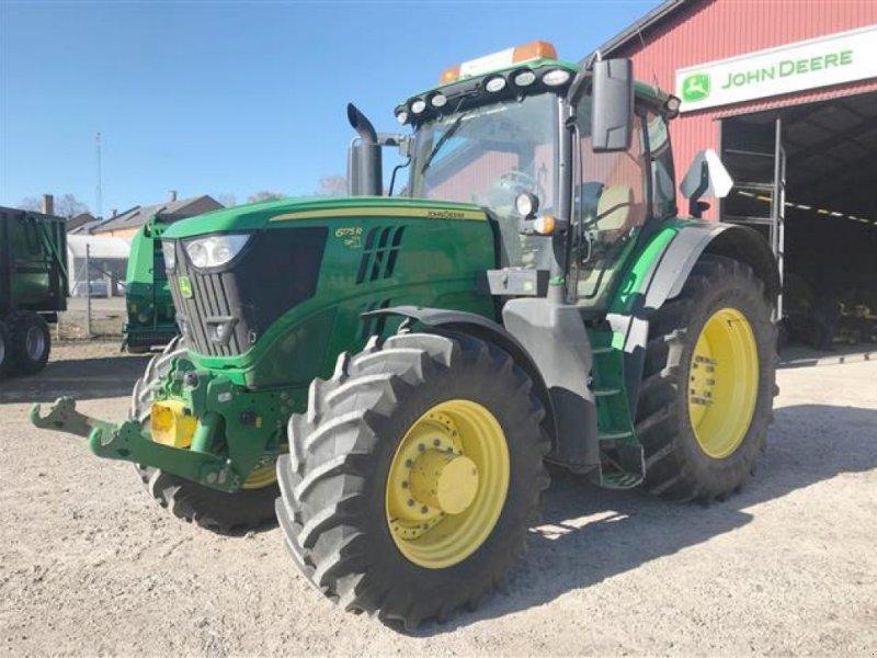 Traktor des Typs John Deere 6175R, Gebrauchtmaschine in Kristianstad (Bild 1)